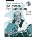 Vizzutti, Allen - 20 Dances for Euphonium (BC)