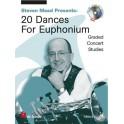 Vizzutti, Allen - 20 Dances for Euphonium (TC)