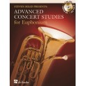 Advanced Concert Studies for Euphonium Solo (BC)