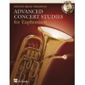 Advanced Concert Studies for Euphonium Solo (TC)