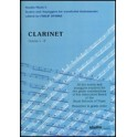 Scales & Arpeggios for Clarinet