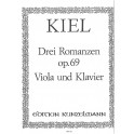 Kiel, Friedrich - Three Romances Opus 69