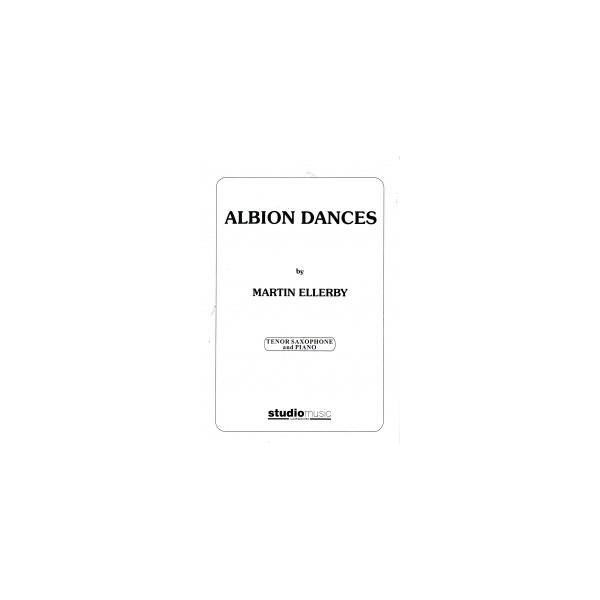Ellerby, Martin - Albion Dances