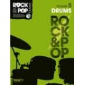 Trinity Rock & Pop Drums Grade Eight