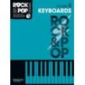 Trinity Rock & Pop Keyboards Grade Six
