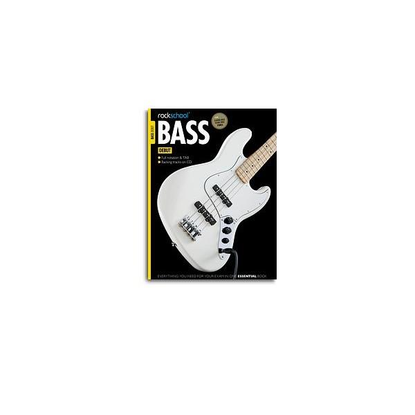 RockSchool Bass Debut 2012-18