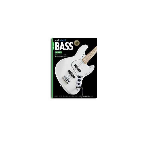 RockSchool Bass Grade Three 2012-18