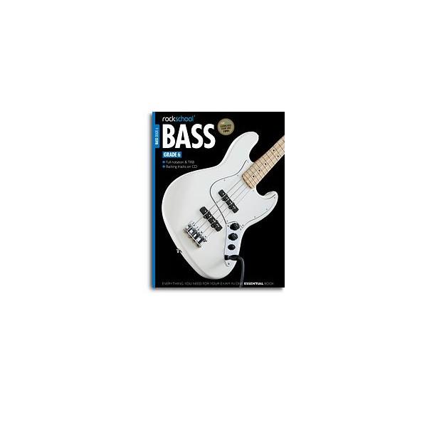 RockSchool Bass Grade Six 2012-18