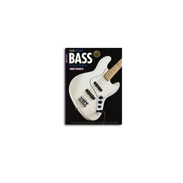 RockSchool Bass Technical Handbook 2012-18