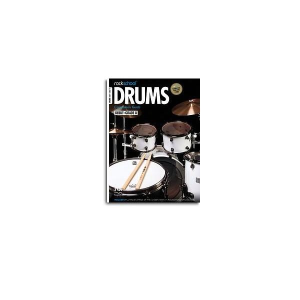 RockSchool Drums Companion Guide (2012-18)