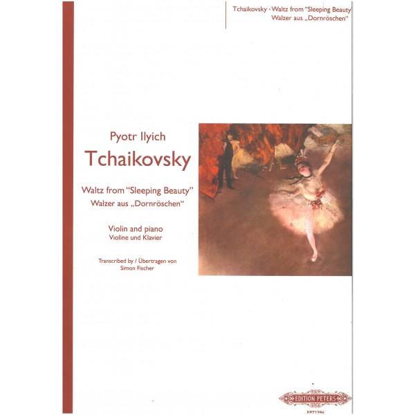 """Tchaikovsky, P I - Waltz from """"Sleeping Beauty"""""""