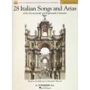 28 Italian Songs & Arias Medium/High Bk & CDs