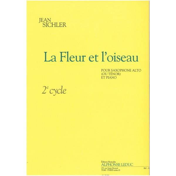 Sichler, Jean - La Fleur et L'Oiseau
