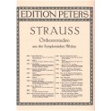 Strauss, Richard - Orchestral Studies for Harp