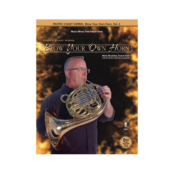 PCH Pacific Coast Horns, Vol. 2: Blow Your Own Horn Intermediate-Advanced