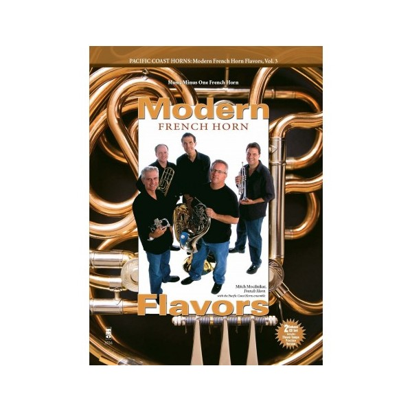 PCH Pacific Coast Horns, Vol. 3: French Horn Put to the Test, Intermediate-Advanced