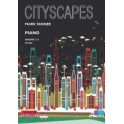 Tanner, Mark - Cityscapes for Piano (Grades 2-5)