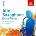 ABRSM Alto Saxophone Exam Pieces CD Grade One