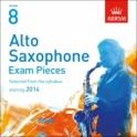 ABRSM Alto Saxophone Exam Pieces CDs Grade Eight