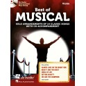 Best of Musical (Violin Playalong)