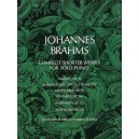 Brahms: Complete Shorter Works For Solo Piano - Brahms, Johannes (Artist)