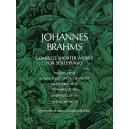 Brahms: Complete Shorter Works For Solo Piano - Brahms, Johannes (Artist)