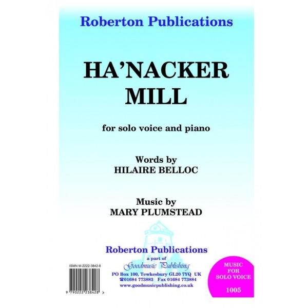 Plumstead, Mary - Ha'nacker Mill.