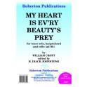 Croft, William - My Heart is Ev'ry Beautys Prey