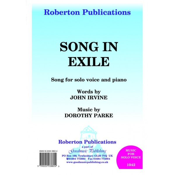 Parke, Dorothy - Song in Exile