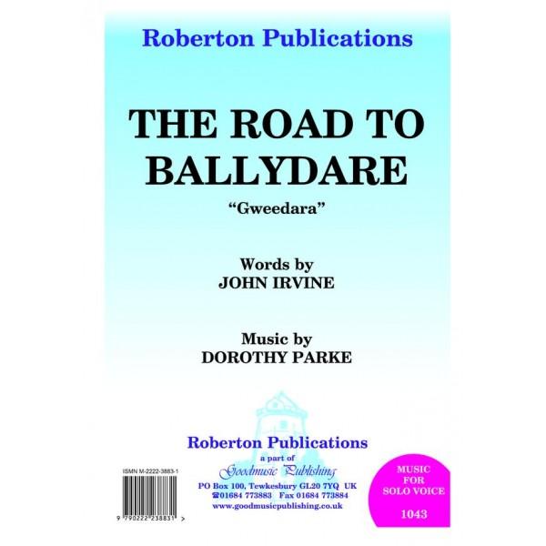 """Parke, Dorothy - The Road to Ballydare (""""Gweedara"""")"""