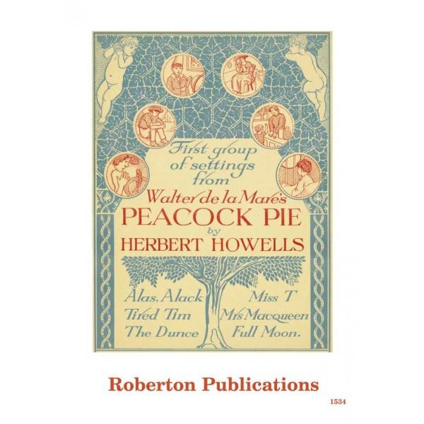 Howells, Herbert - Peacock Pie, Opus 33