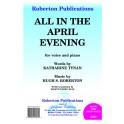 Roberton, Hugh - All in the April Evening