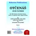 Janacek, Leos - Otcenas (Our Father)