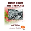 Lawson, Peter - Tunes from the Trenches (SA & Men)