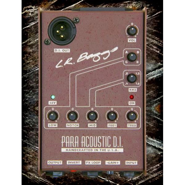 L. R. Baggs Para DI Acoustic Guitar Preamp