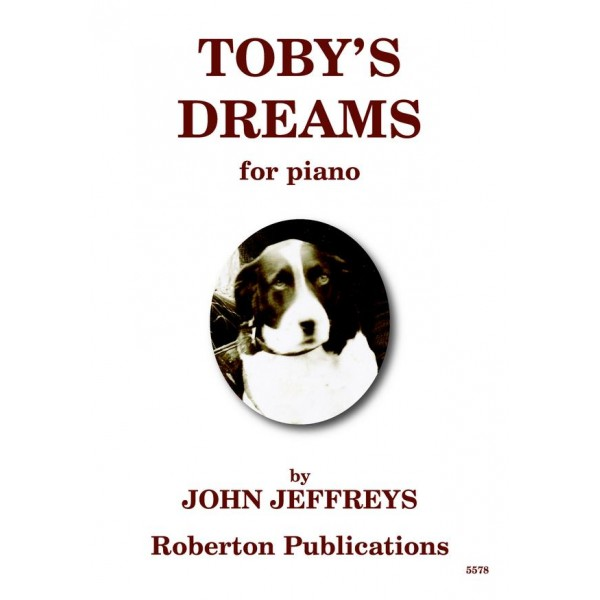 Jeffreys, John - Tobys Dreams