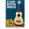 21 Easy Hits For Ukulele -