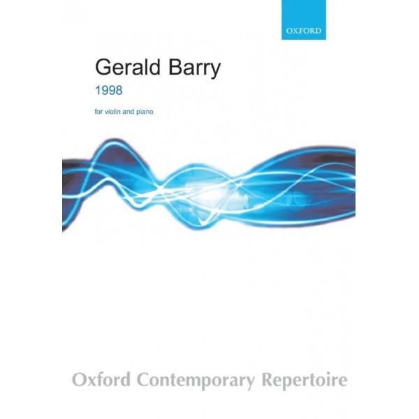 Barry, Gerald - 1998