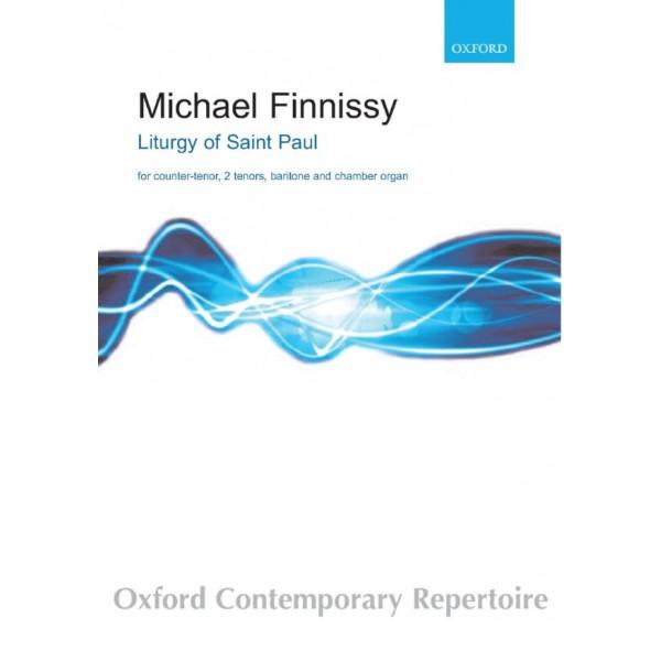 Finnissy, Michael - Liturgy of St Paul