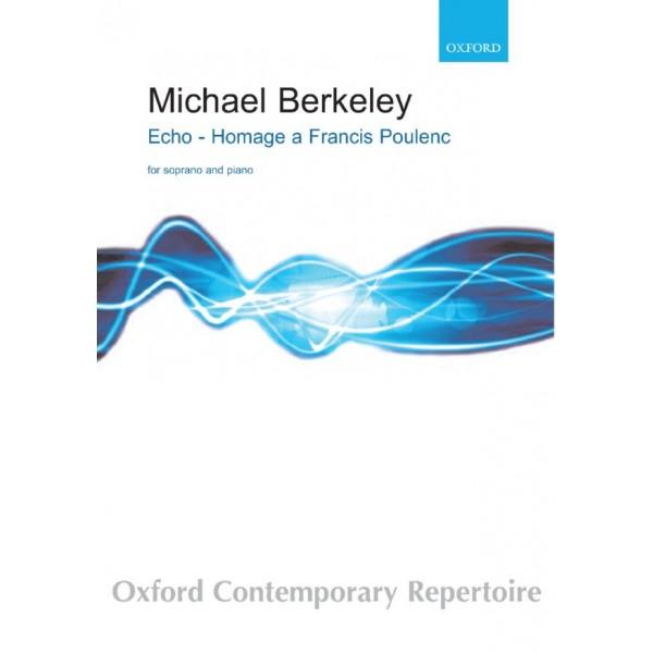 Berkeley, Michael - Echo: Homage a Francis Poulenc