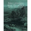 Schumann, Robert - Selected Songs For Solo Voice And Piano