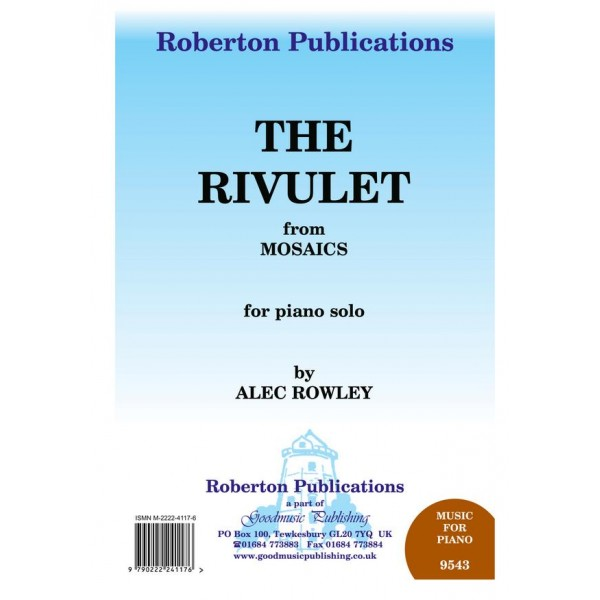 Rowley, Alec - The Rivulet (from Mosaics)