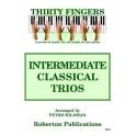 Intermediate Classical Piano Trios arr Peter Williams