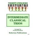 Intermediate Classical Piano Trios arr Peter Williams (CD)