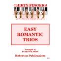 Easy Romantic Piano Trios arr Peter Wildman