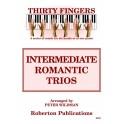 Intermediate Romantic Piano Trios arr Peter Williams