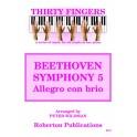 Beethoven, L van - Allegro con brio (from Symphony Nº5)