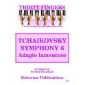 Tchaikovsky, P I - Adagio Lamentoso (from Symphony 6) CD