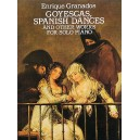 Enrique Granados: Goyescas, Spanish Dances And Other Works For Solo Piano - Granados, Enrique (Artist)