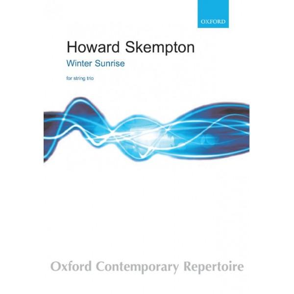 Skempton, Howard - Winter Sunrise (String Trio)